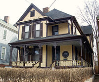 King's boyhood home is part of the Martin Luther King Jr. National Historical Park.