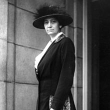 The Woman Behind the Site: Ruth Hanna McCormick Simms
