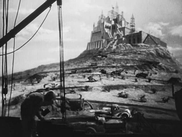 Xanadu Castle inspired by Hearst Castle