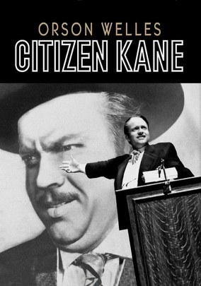 Cover for Citizen Kane film
