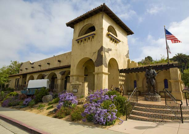 New Mormon Battalion Visitor Center