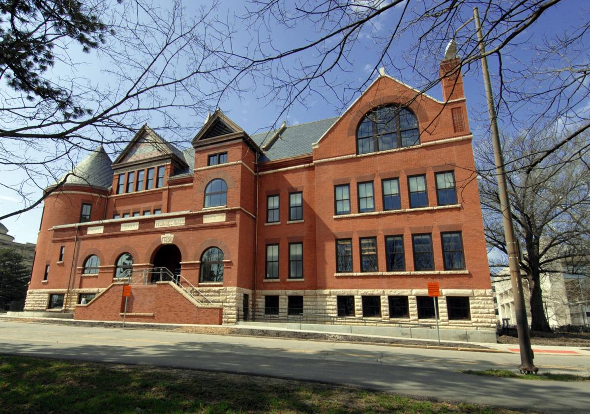 Morrill Hall, now the Christian Petersen Art Museum