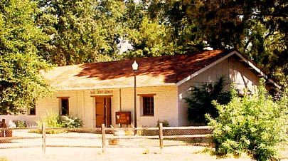 The California State Indian Museum was founded in 1940.