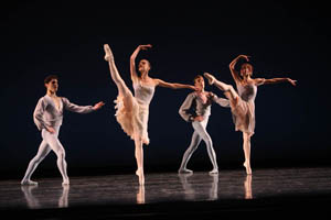 Ballet West's performances are technically challenging and astonishing to watch.