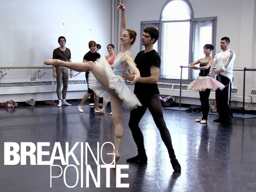 "Ballet West had a running TV Show titled ""Breaking Pointe"" which followed their company dancers."