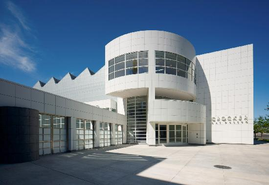 The Teel Family Pavilion opened in 2010 and offers more space for educational hands-on art programs and exhibit space.