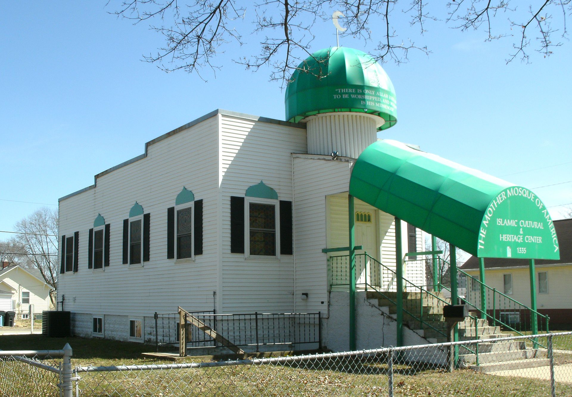 The Mother Mosque