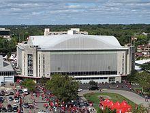 St. John Arena in 2014.