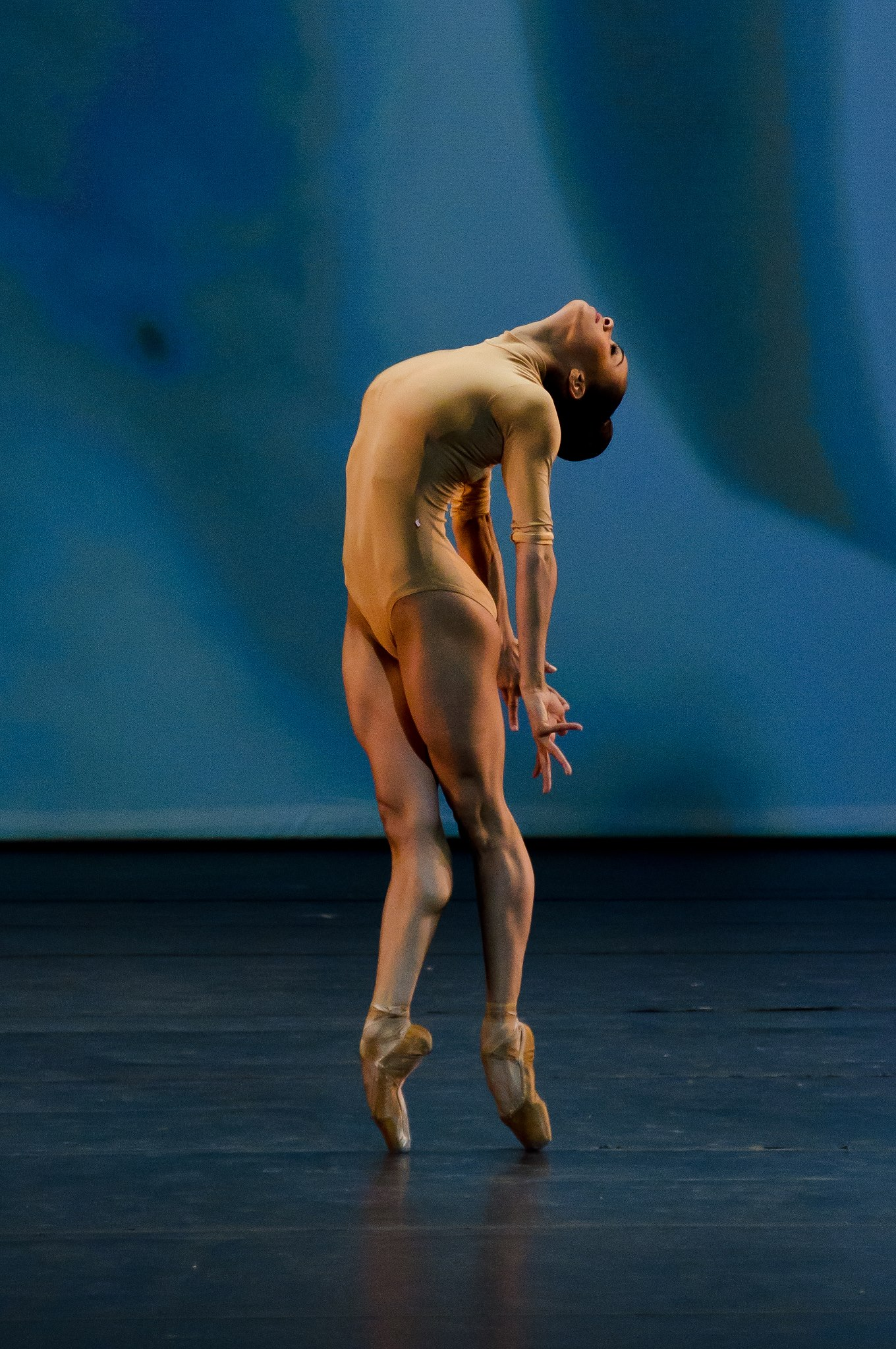 Misty Copeland, one of the most popular names in ballet today, emerged from the American Ballet Theatre.