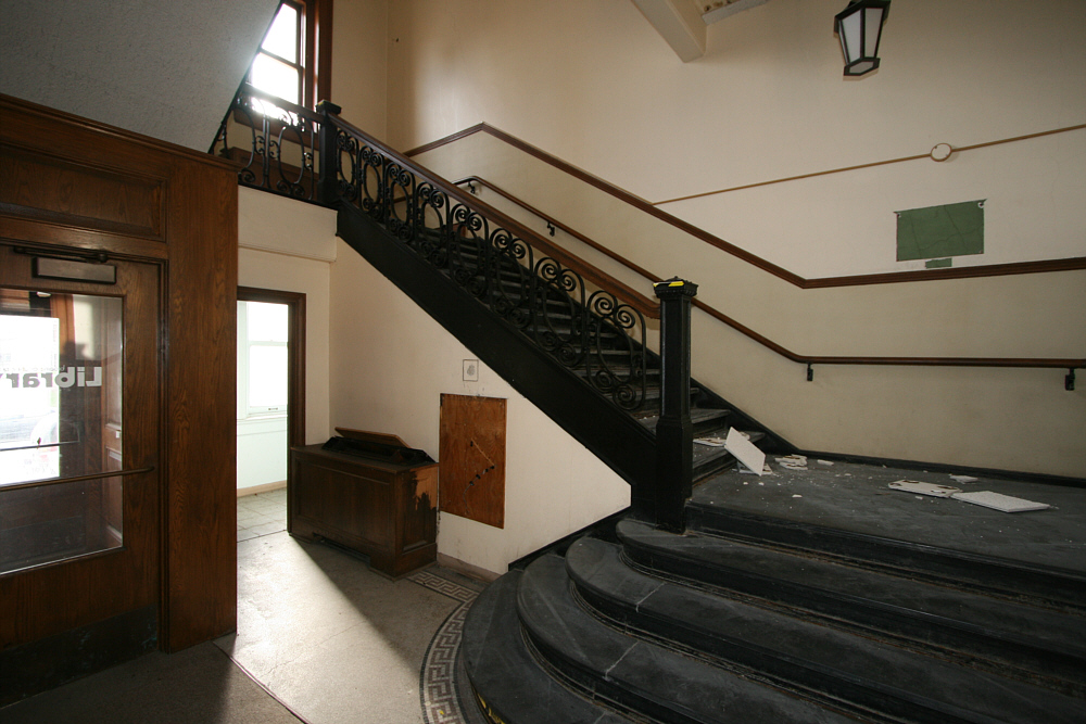 Interior view. More photos at http://nysLandmarks.com/carnegie