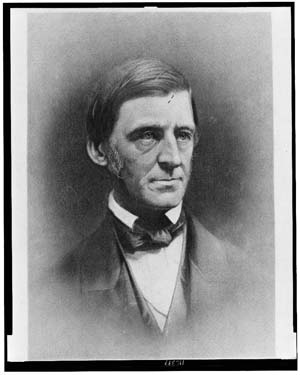 Ralph Waldo Emerson, c. 1884