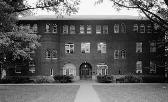 Lincoln Hall, Berea College (Madison County, KY)