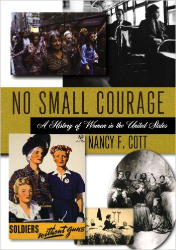 Learn more about women's history in the US with this book of essays edited by Nancy Cott-click the links below to learn more about this book and others.