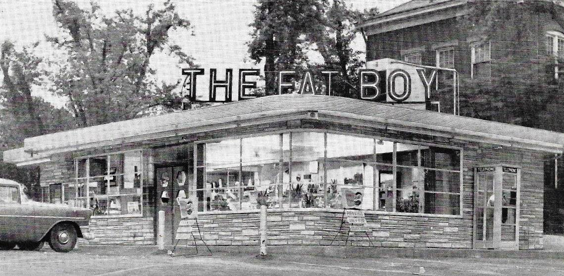 Adkins Fat Boy Drive-In on First Street