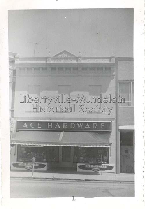Ace Hardware, 1957
