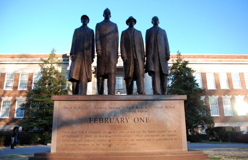 February One Monument