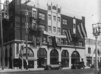 The Dunbar Hotel, ca.1930