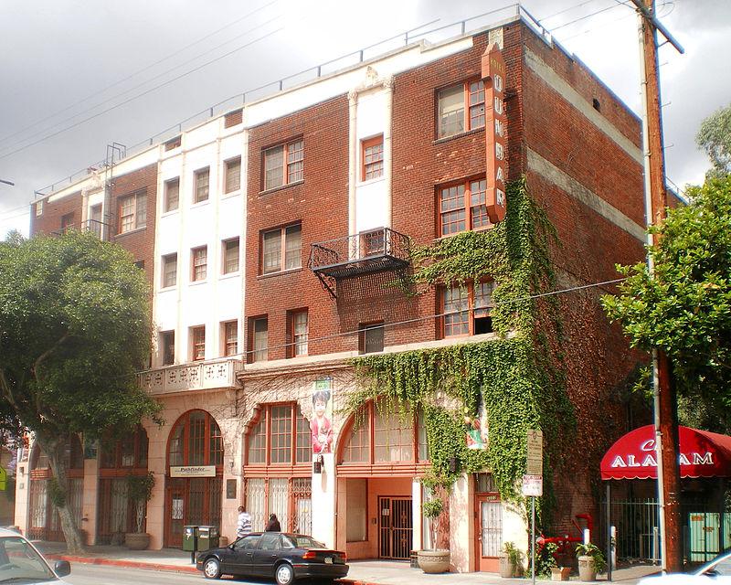 The Dunbar Hotel, ca. 2008