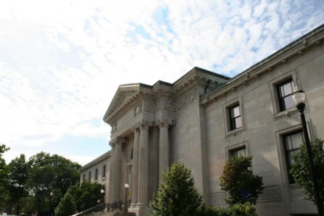 Louisville Free Public Library (image from Insider Louisville)