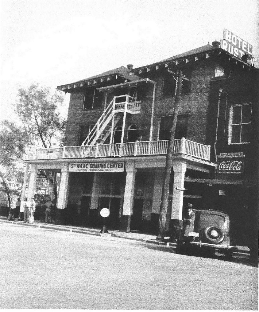 Hotel Ruston, 1943