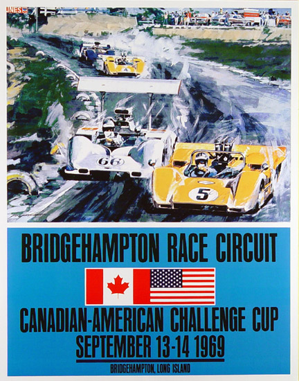 Canadian-American Challenge Cup