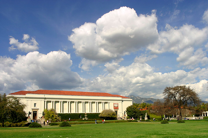 The Huntington Library is one of the best research libraries in the world. It also features the Huntington Art Gallery and Botanical Gardens.