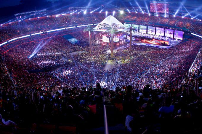WrestleMania 2012