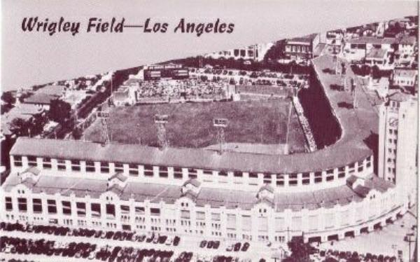 Wrigley Field, Los Angeles.