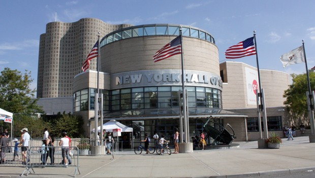 The New York Hall of Science is one of the largest science and technology museums in the United States.