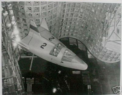 The first exhibit in the museum's Great Hall was inspired by Frank Capra's film Rendezvous in Space