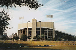 Stadium as it looked in 1999