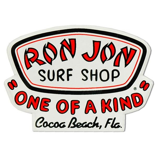Ron Jon Surf Shop Logo