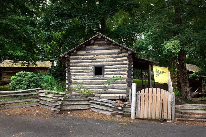 WPA Cabin