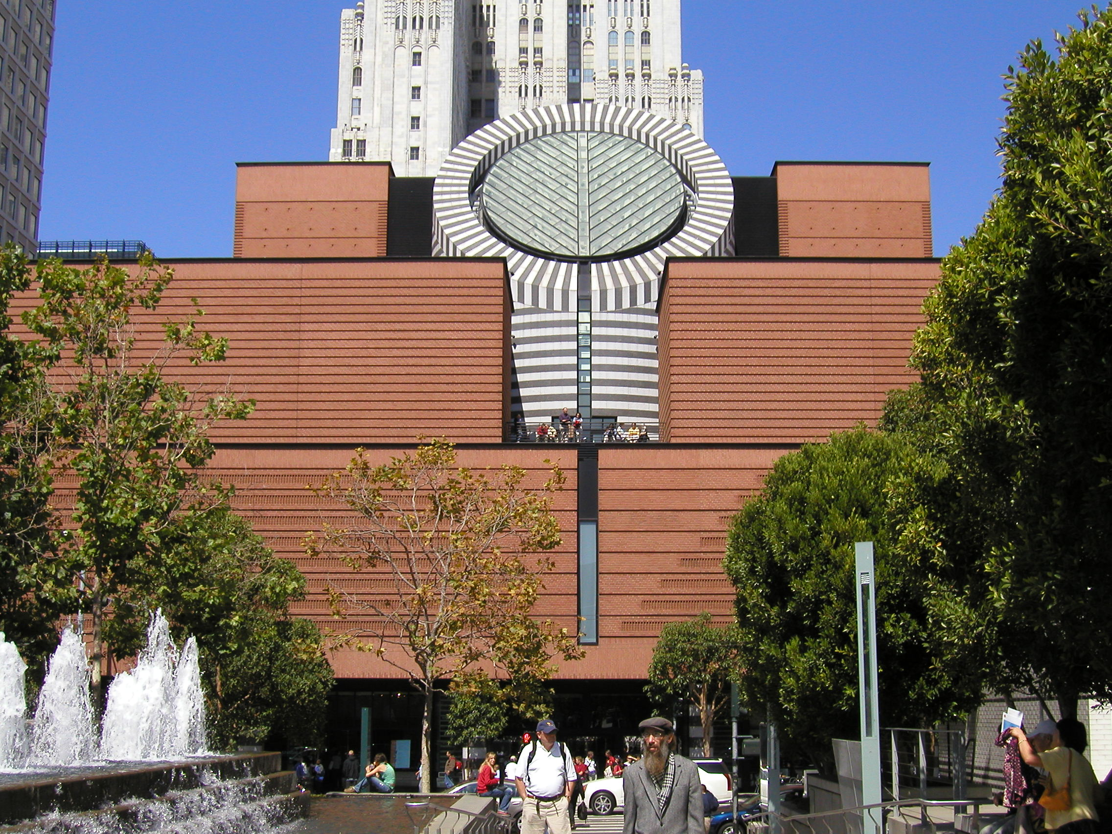 The San Francisco Museum of Modern Art opened in 1935, becoming the first museum on the West Coast devoted solely to modern art.