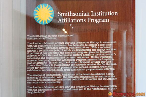Smithsonian Institution Affiliations Program