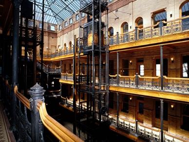 Bradbury Interior