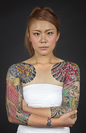 Japanese Tattoos in the Modern World