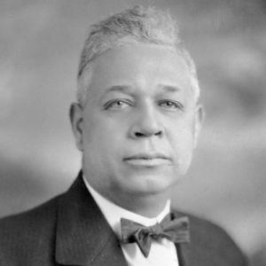 A photograph of Oscar Stanton De Priest