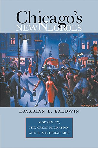 To learn more about African American history in Chicago during De Priest's life, click on the link below to learn about Chicago's New Negroes: Modernity, the Great Migration, and Black Urban Life by Davarian Baldwin