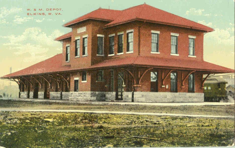 WV Railroad Museum, Elkins, WV