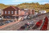 WV Railroad Museum Railyard