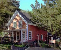 Exterior of museum