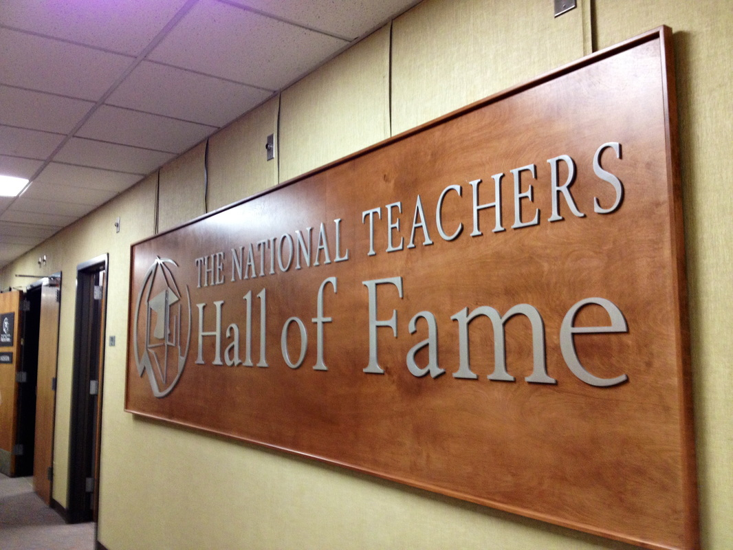 While a number of local and state organizations maintain their own honor lists, the National Teachers Hall of Fame is the only organization of its kind.that recognizes teachers throughout the US.