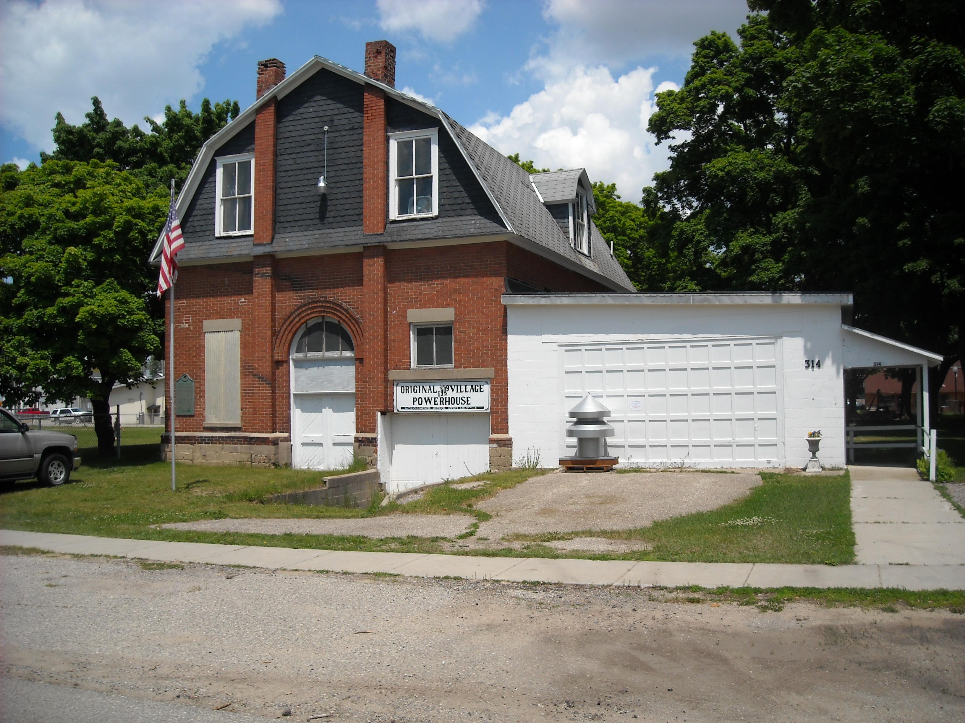 Shepherd Village Power House Museum