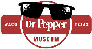 One of the logos for the Dr. Pepper Museum