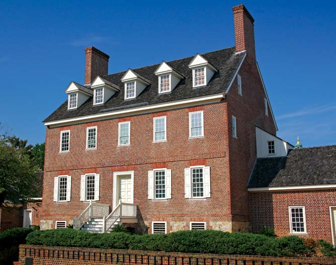 The Paca House is a National Historic Landmark and one of the grandest colonial-era homes in the nation.