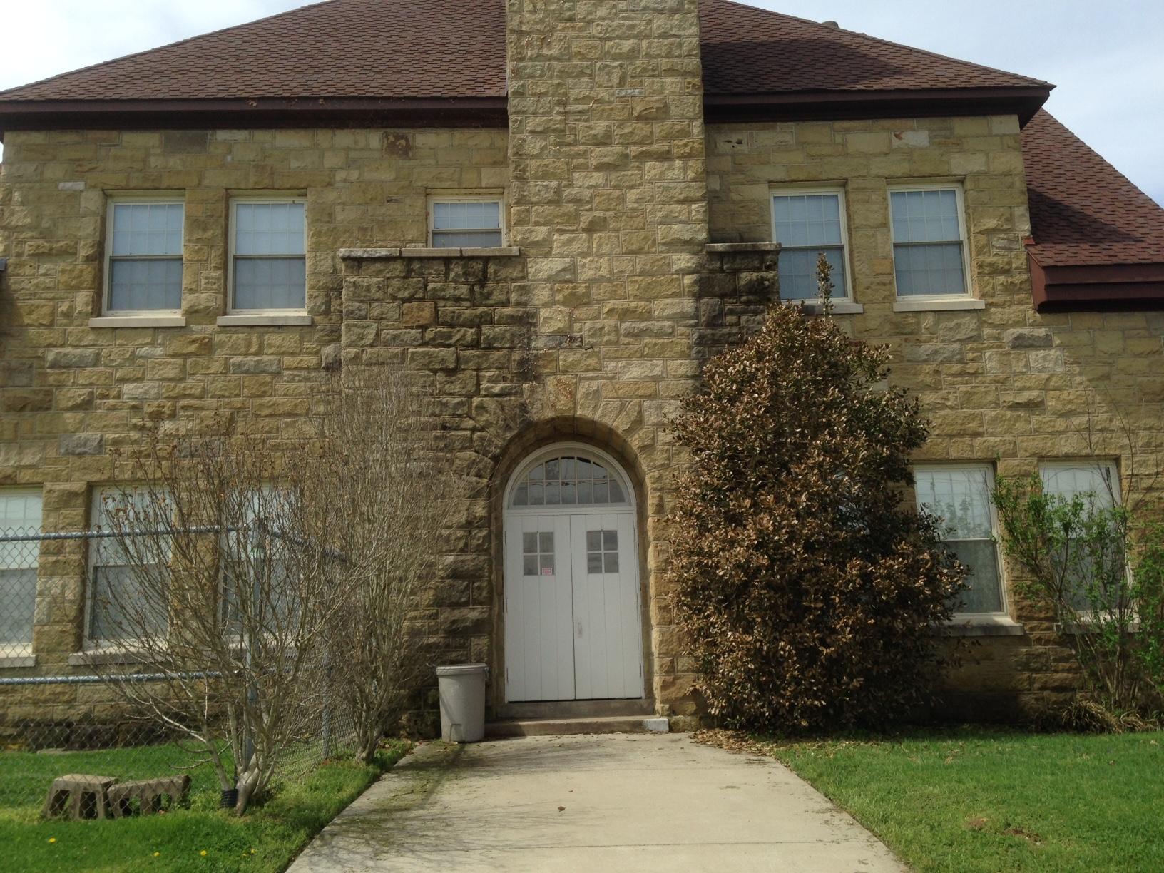 The Prichard School was built in 1923.