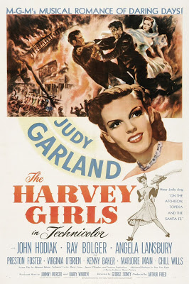 Judy Garland starred in a 1946 MGM movie, The Harvey Girls, which depicted the high standards of the restaurant and the experience of young women who worked in these restaurants.
