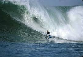 Jay Moriarty surfing