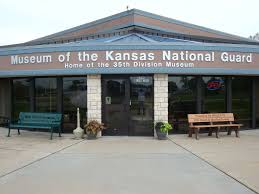 The Museum of the Kansas National Guard was founded in 1997 and is also home to the 35th Infantry Division Museum.